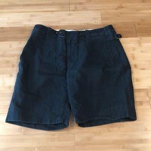 Men's PRL Cargo Shorts Waist Size 34